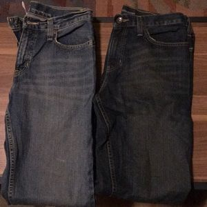 Other - Men's jeans 32x34 bundle of 2